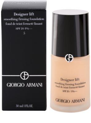 Armani Designer Lift make-up cu efect de lifting si fermitate 3