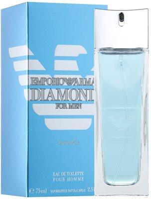 Armani Emporio Diamonds Rocks туалетна вода для чоловіків 1