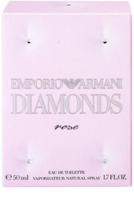 Armani Emporio Diamonds Rose Eau de Toilette para mulheres 3