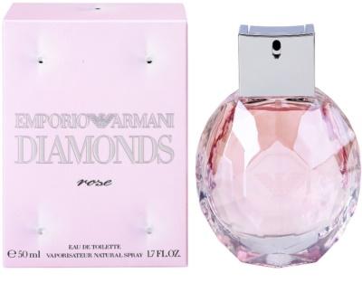 Armani Emporio Diamonds Rose Eau de Toilette pentru femei