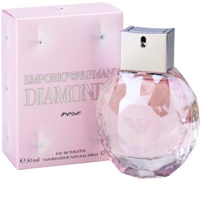 Armani Emporio Diamonds Rose toaletna voda za ženske 1