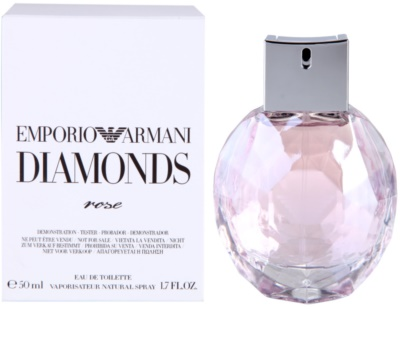 Armani Emporio Diamonds Rose туалетна вода тестер для жінок 1