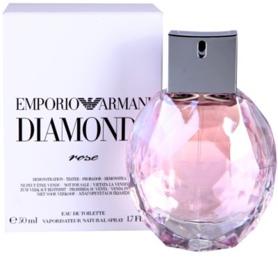 Armani Emporio Diamonds Rose туалетна вода тестер для жінок 2