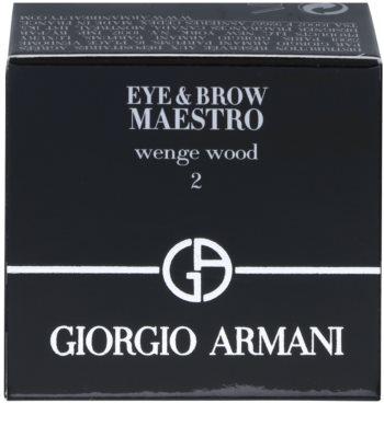 Armani Eye & Brow Maestro фарба для брів 2