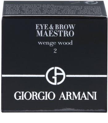 Armani Eye & Brow Maestro barva za obrvi 2