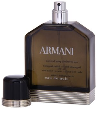 Armani Eau De Nuit тоалетна вода тестер за мъже 1