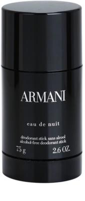 Armani Eau De Nuit desodorizante em stick para homens
