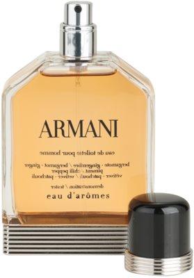 Armani Eau D'Aromes туалетна вода тестер для чоловіків