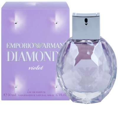 Armani Emporio Diamonds Violet Eau de Parfum for Women 1
