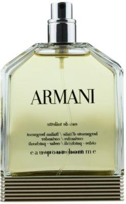 Armani Eau Pour Homme (2013) тоалетна вода тестер за мъже
