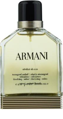 Armani Eau Pour Homme (2013) тоалетна вода тестер за мъже 1