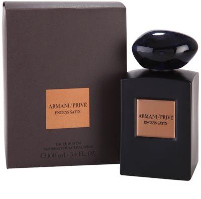 Armani Prive Encens Satin Eau De Parfum unisex 1