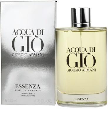 Armani Acqua di Gio Essenza парфумована вода для чоловіків