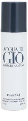 Armani Acqua di Gio Essenza deodorant Spray para homens