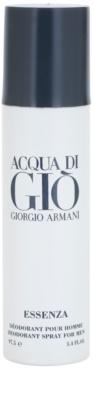 Armani Acqua di Gio Essenza dezodorant w sprayu dla mężczyzn