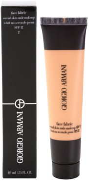 Armani Face Fabric Make-Up für Nude-Make-up 2