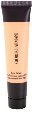 Armani Face Fabric make-up для натурального макіяжу
