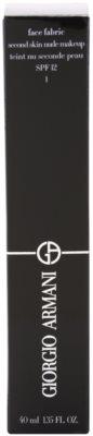 Armani Face Fabric base para maquilhagem nude 3