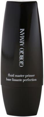 Armani Fluid Master Primer alap bázis make-up alá