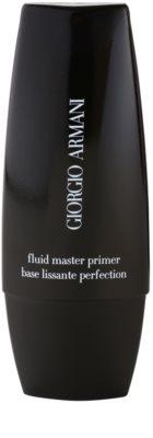Armani Fluid Master Primer base de maquilhagem sob a maquilhagem