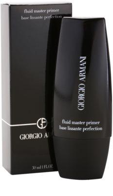 Armani Fluid Master Primer baza pod makeup pod podkład 1