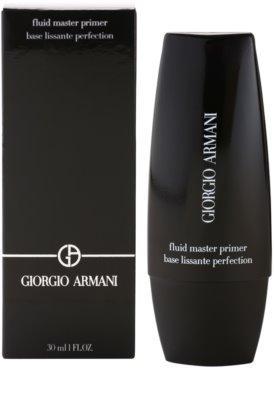 Armani Fluid Master Primer baza pod makeup pod podkład 2