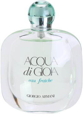 Armani Acqua di Gioia Eau Fraiche туалетна вода для жінок 2