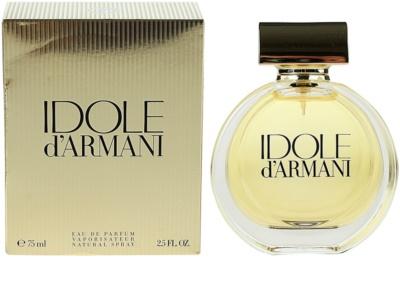Armani Idole d'Armani Eau De Parfum pentru femei