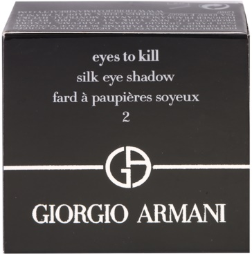 Armani Eyes To Kill Intense szemhéjfesték 3
