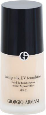 Armani Lasting Silk UV dlouhotrvající make-up SPF 20