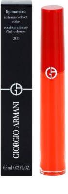 Armani Lip Maestro intensywny blask do ust 2