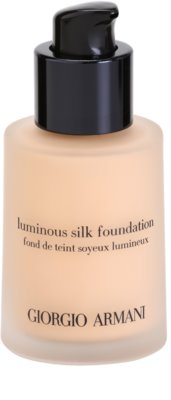 Armani Luminous Silk Foundation maquillaje líquido 1
