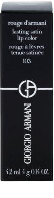 Armani Rouge D'Armani dolgoobstojna šminka 2