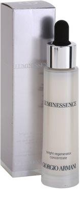 Armani Luminessence озаряващ серум за лице против бръчки 1