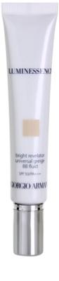 Armani Luminessence crema BB fluida cu efect de iluminare