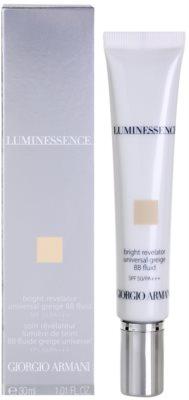 Armani Luminessence aufhellendes BB Fluid 2