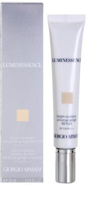 Armani Luminessence BB fluido com brilho 2
