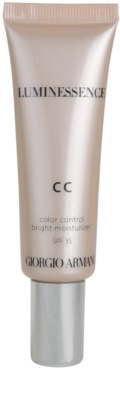 Armani Luminessence CC crema CC con efecto luminoso
