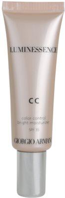 Armani Luminessence CC rozjasňující CC krém
