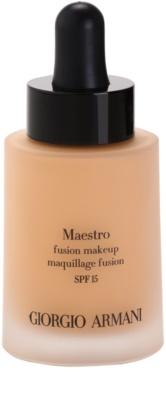 Armani Maestro lehký make-up