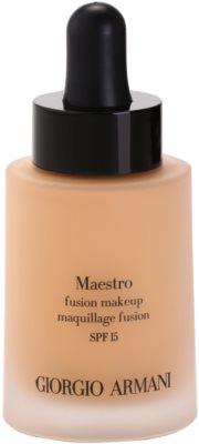 Armani Maestro leichtes Make-up