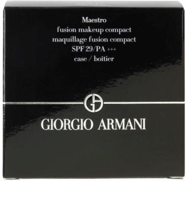 Armani Maestro kompakt púder kazetta 3