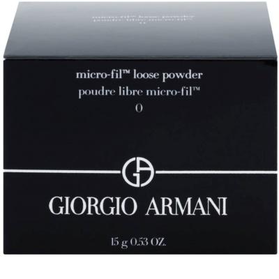 Armani Micro-Fil puder v prahu 3