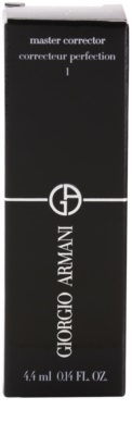 Armani Master Corrector corector 3