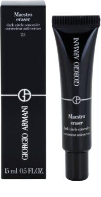 Armani Maestro Eraser korektor proti temnim kolobarjem 1