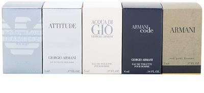 Armani Mini Geschenksets 2