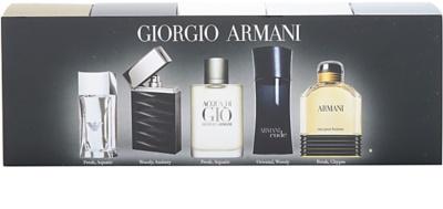 Armani Mini Geschenksets 3