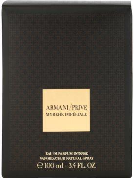 Armani Prive Myrrhe Imperiale parfémovaná voda unisex 4