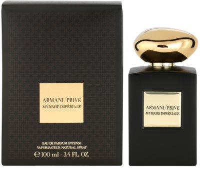 Armani Prive Myrrhe Imperiale woda perfumowana unisex
