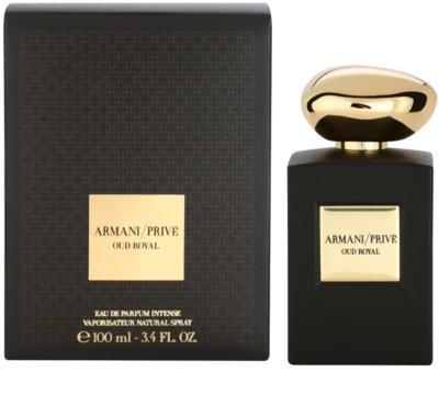 Armani Prive Oud Royal parfémovaná voda unisex